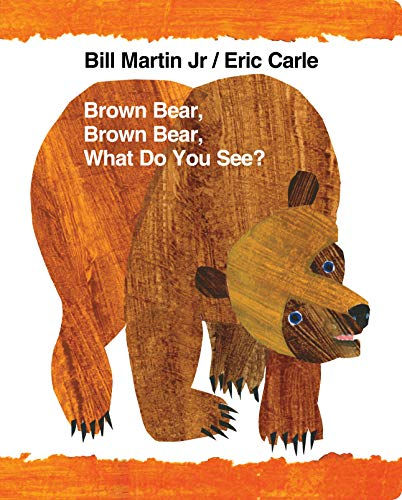 9780805095777: Brown Bear, Brown Bear, What Do You See? (World of Eric Carle)