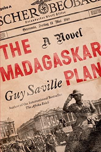 9780805095951: The Madagaskar Plan: A Novel