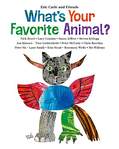 9780805096415: What's Your Favorite Animal?