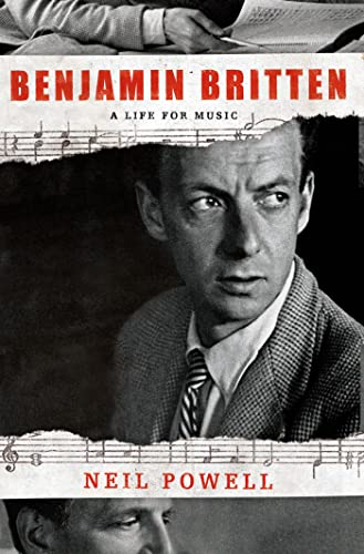9780805097740: Benjamin Britten: A Life for Music