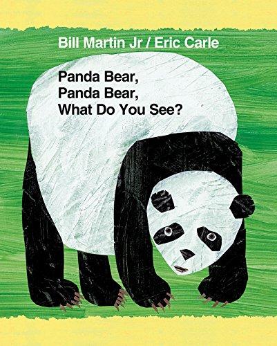 9780805099508: Panda Bear, Panda Bear, What Do You See?: Lap Book Edition