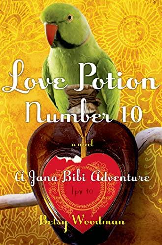 9780805099577: Love Potion Number 10: A Jana Bibi Adventure (Jana Bibi Adventures)