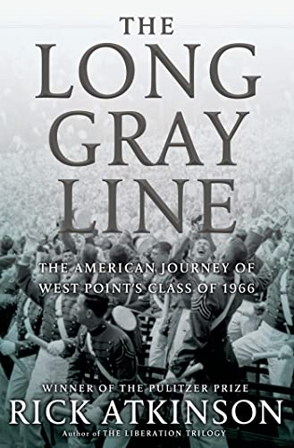 9780805099638: The Long Gray Line: The American Journey of West Point's Class of 1966