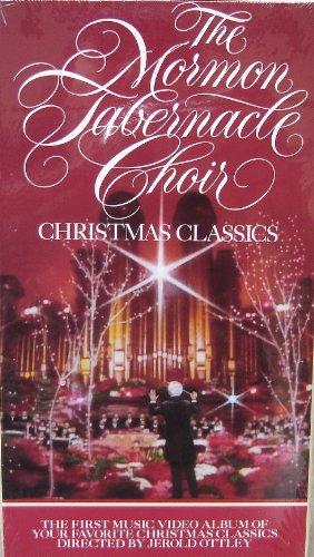 9780805106756: The Mormon Tabernacle Choir: Christmas Classics [VHS]