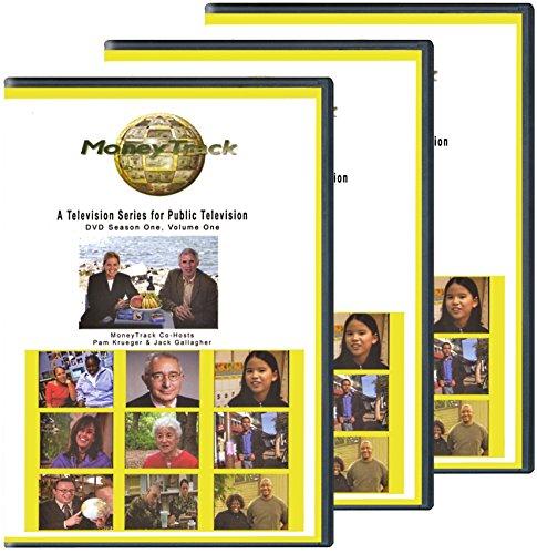 9780805106893: MoneyTrack: Season One (3 DVD Set)