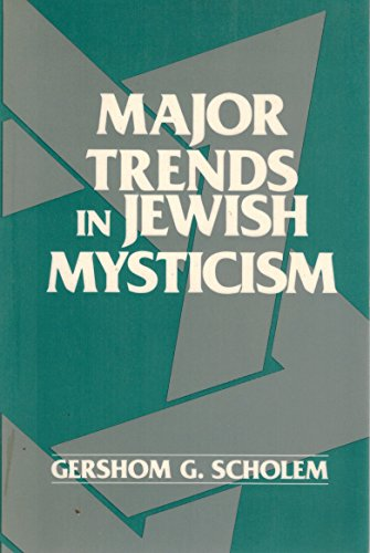 9780805200058: Major Trends In Jewish Mysticism