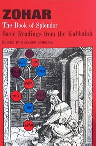 9780805200454: Zohar: The Book of Splendor: Basic Readings from the Kabbalah
