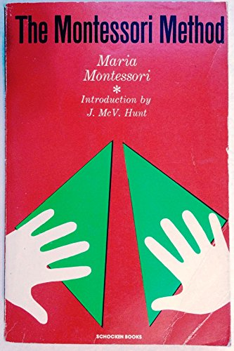 9780805200881: Montessori Method