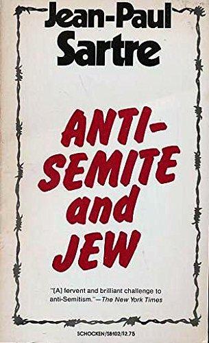 9780805201024: Anti-Semite and Jew
