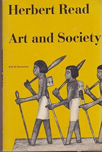 9780805201321: Art and Society