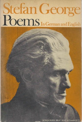 9780805201475: Poems: In German and English