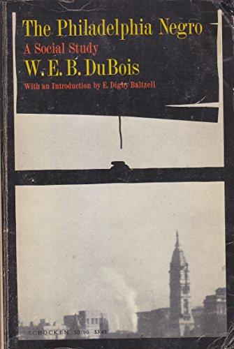 9780805201604: The Philadelphia Negro: A Social Study