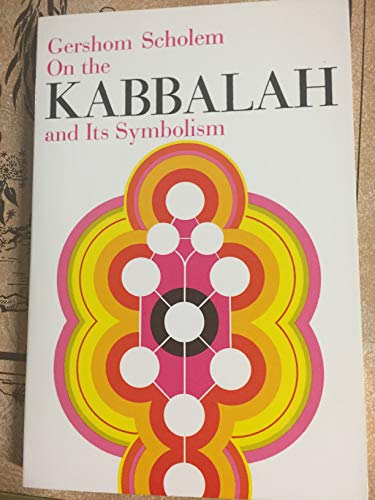 9780805202359: On the Kabbalah and Its Symbolism