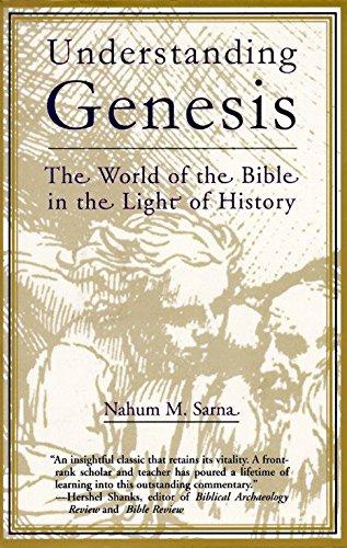 9780805202533: Understanding Genesis (The Heritage of Biblical Israel)