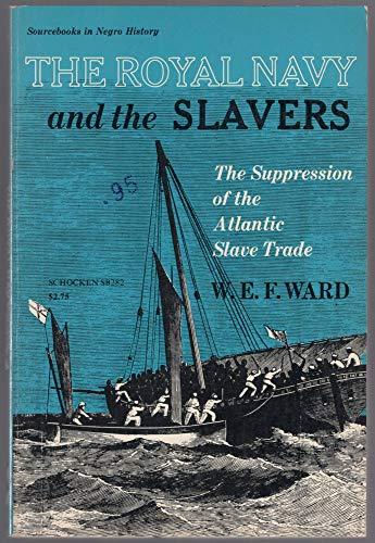 9780805202823: Royal Navy and the Slavers