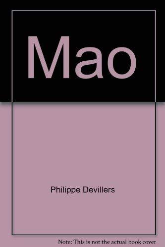 Mao: Philippe Devillers
