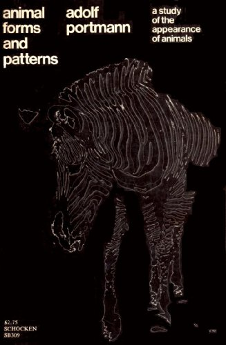 9780805203097: Animal Forms and Patterns: A Study of the Appearance of Animals