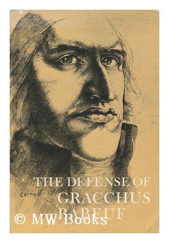 9780805203424: Defense Gracchus Babeuf