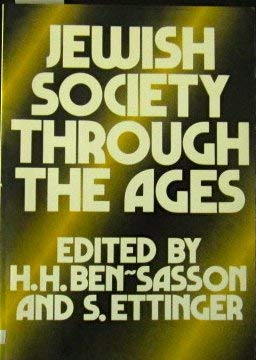 9780805203776: Jewish Society Through the Ages