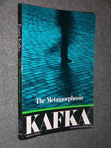 9780805204209: Kafka: The Metamorphosis