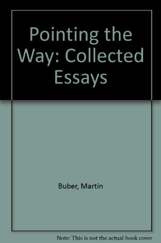 9780805204612: Pointing the Way: Collected Essays