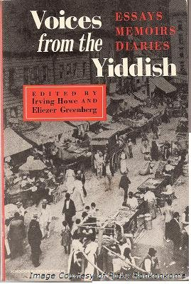 9780805204957: Voices from the Yiddish
