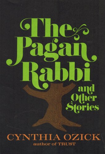 9780805205091: The Pagan Rabbi, and Other Stories