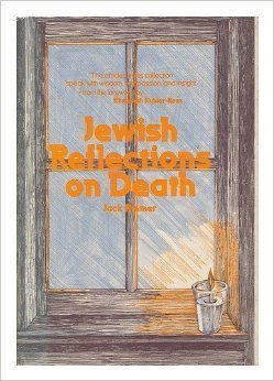 9780805205169: Jewish Reflections on Death