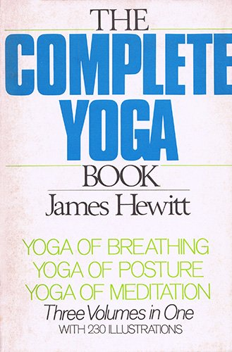 9780805205923: Hewitt, James Complete Yoga Book