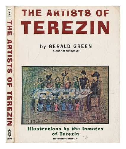 9780805206098: The Artists of Terezin