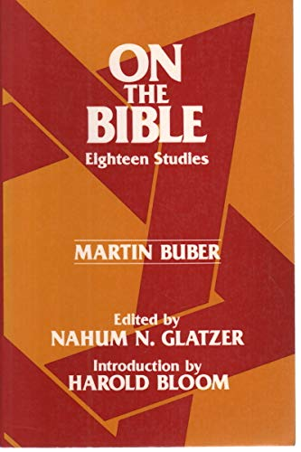 9780805206913: On the Bible