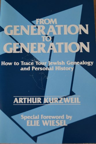 9780805207064: From Generation to Generation