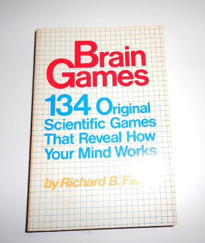 9780805207071: Fisher's Brain Games