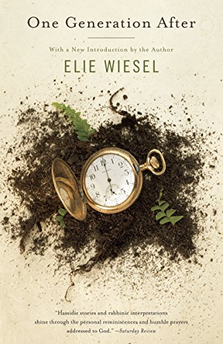 One Generation After: Wiesel, Elie
