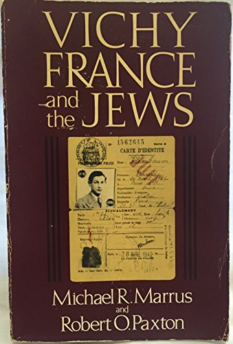 9780805207415: Vichy France and the Jews (English and French Edition)