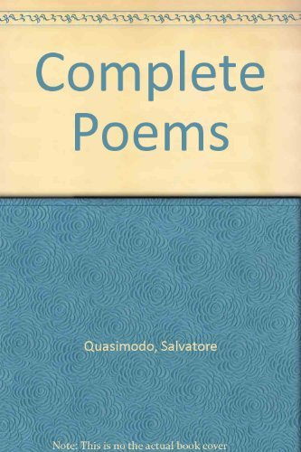 Complete Poems/quasimodo