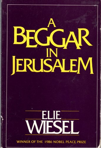 9780805207781: Beggar in Jerusalem