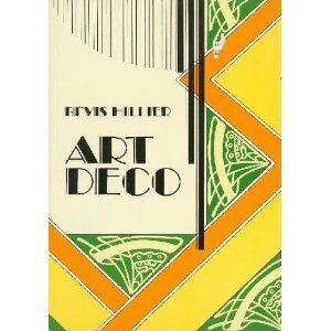 Art Deco (0805207856) by Bevis Hillier
