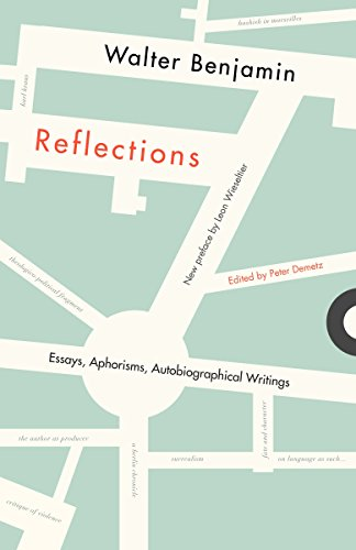 9780805208023: Reflections: Essays, Aphorisms, Autobiographical Writings