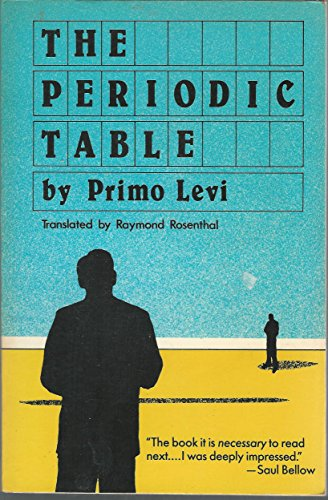 9780805208115: The Periodic Table