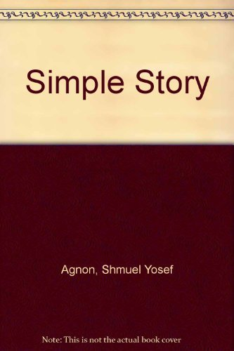 9780805208207: A Simple Story