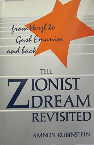 9780805208351: Zionist Dr Revisited