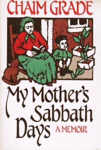 9780805208399: My Mother's Sabbath Days: A Memoir