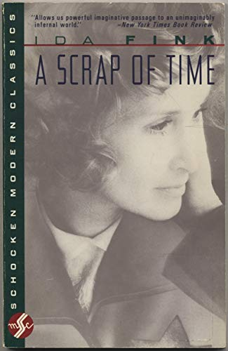 9780805208696: A SCRAP OF TIME (Schocken Classics)