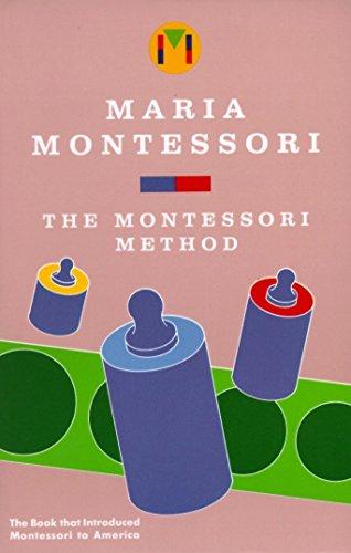 9780805209228: The Montessori Method