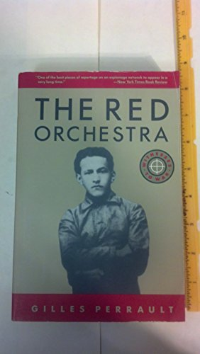 9780805209525: The Red Orchestra (Witnesses to War)
