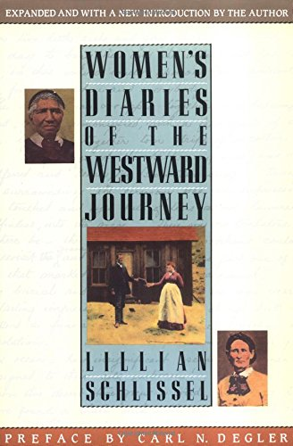 9780805210040: Women's Diaries of the Westward Journey
