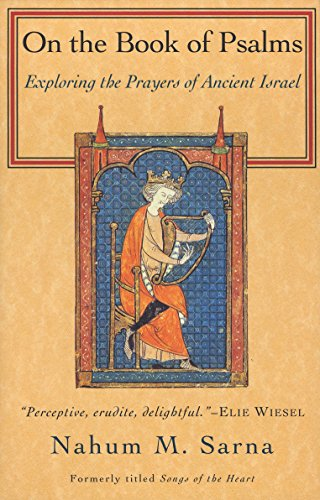 9780805210231: On the Book of Psalms: Exploring the Prayers of Ancient Israel