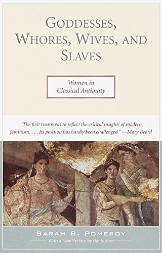 9780805210309: Goddesses, Whores, Wives, and Slaves: Women in Classical Antiquity