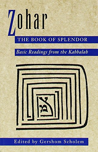 9780805210347: Zohar: The Book of Splendor: Basic Readings from the Kabbalah